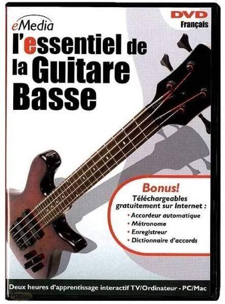 L'essentiel de la Guitare basse