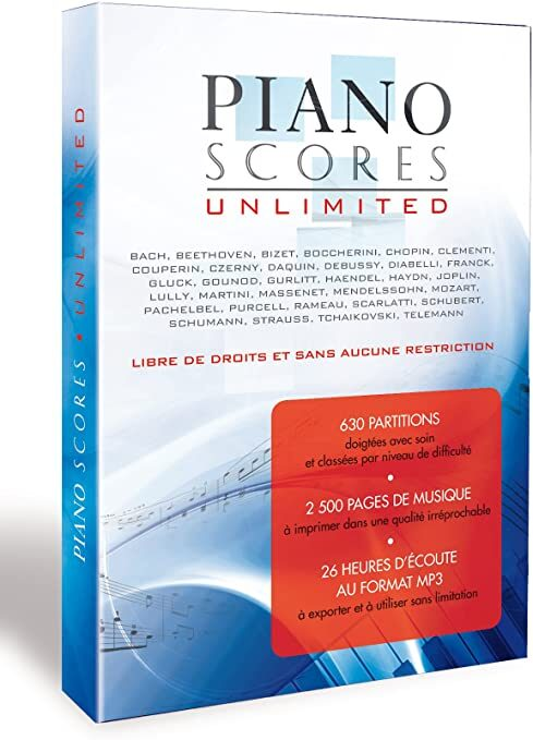 Piano Scores Unlimited