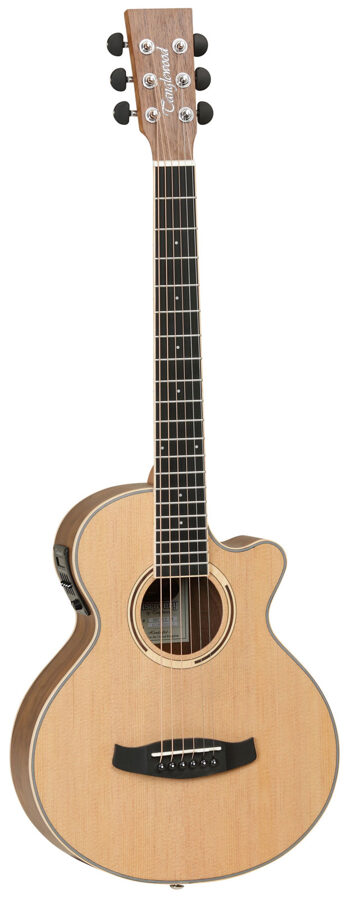 Tanglewood DBT TCE BW Guitare Electro-acoustique