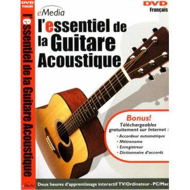 L'essentiel de la Guitare acoustique