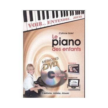 Le piano des enfants