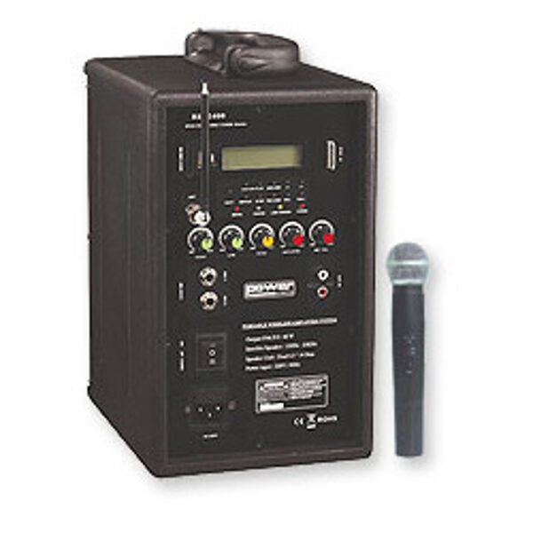 Power Acoustics BE 2400