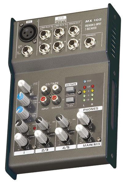 Definitive Audio MX 102