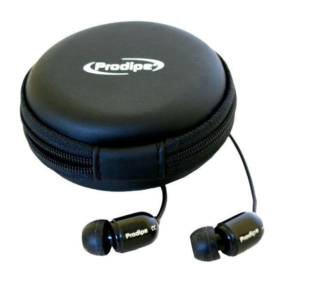 Écouteurs intra-auriculaires Prodipe IEM3
