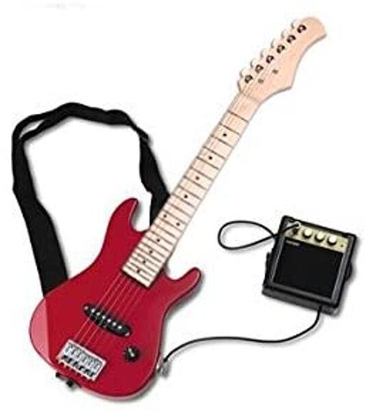 Guitare électrique et ampli