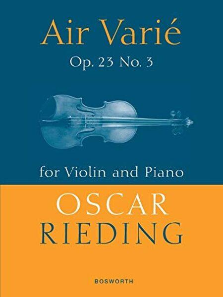 Air Varié Op.23 No.3
