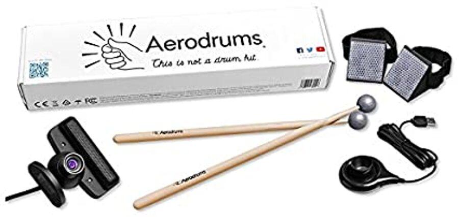 Batterie virtuelle Aerodrums