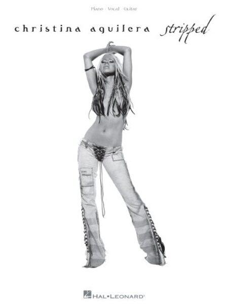 Christina Aguilera Piano, Voix et Guitare