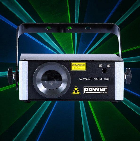 Laser Power Neptune 200 GBC MK2 - Stock B