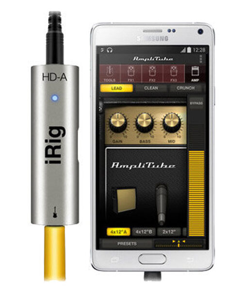Interface Android/pc iRig HD