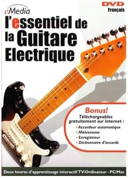 L'essentiel de la Guitare électrique