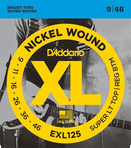 D'addario EXL125 9.46