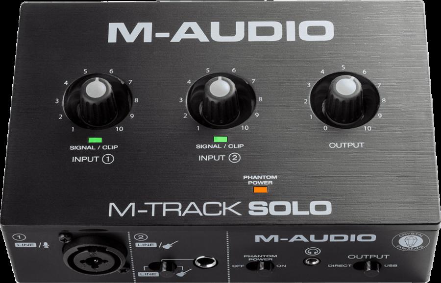 M-AUDIO Track Solo