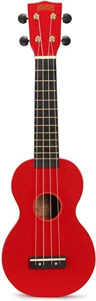 Ukulele MAHALO rouge
