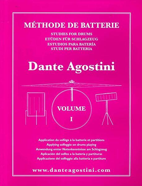 Méthode de Batterie Dante Agostini