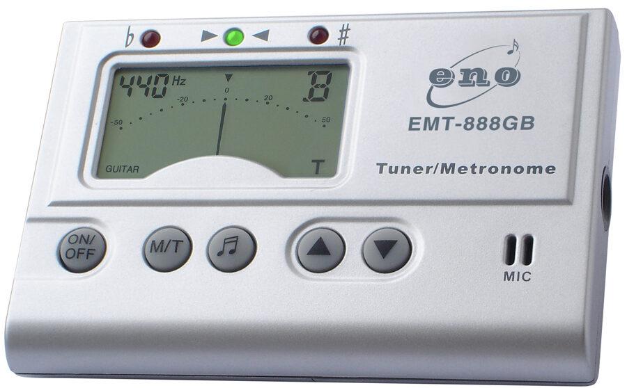 Accordeur métronome Eno Emt-888GB