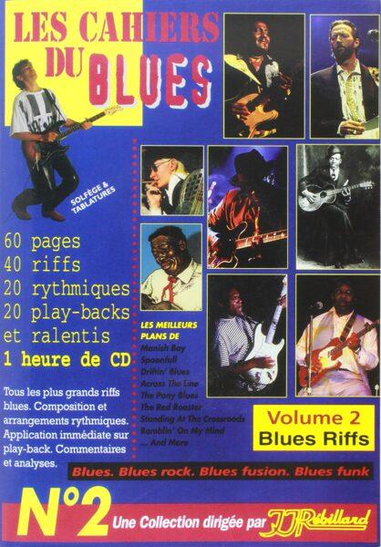 Les Cahiers du Blues N°2