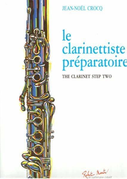 Le clarinettiste préparatoire