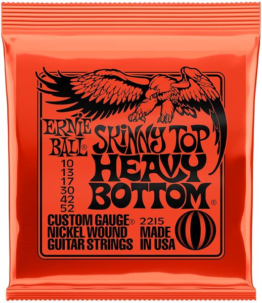 Ernie Ball Skinny Top Slinky