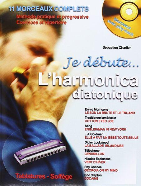 Je débute l'harmonica diatonique