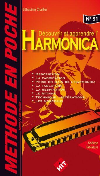 Découvrir et apprendre l'Harmonica N°51
