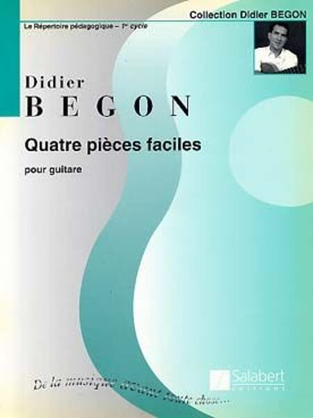 Didier Begon 1er cycle Guitare