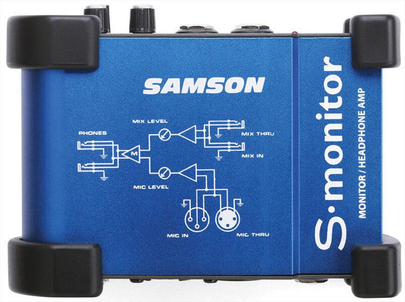 Samson S monitor