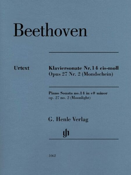 Beethoven klaviersonate nr.14