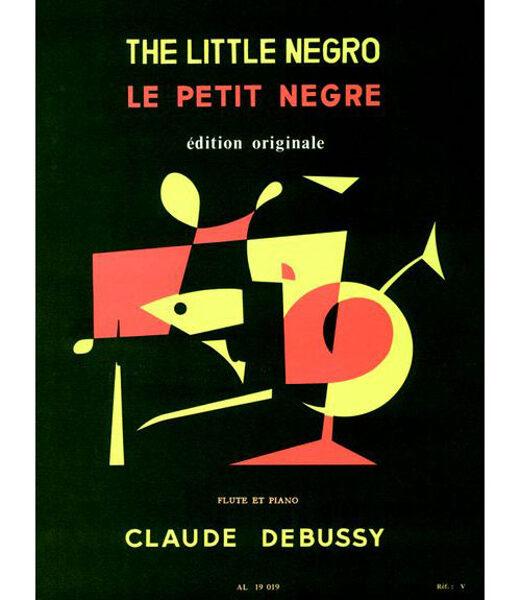 Le petit negre Claude Debussy