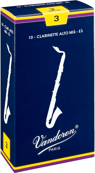 A l'unité - Clarinette Alto Mib-Eb 3