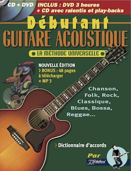 Débutant Guitare Acoustique