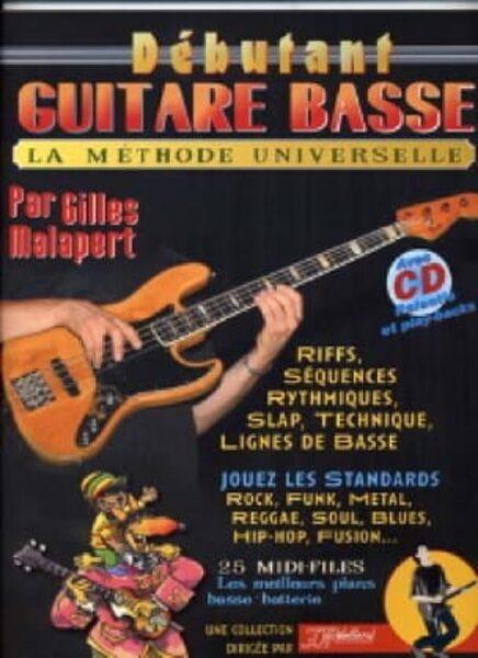 Débutant Guitare Basse