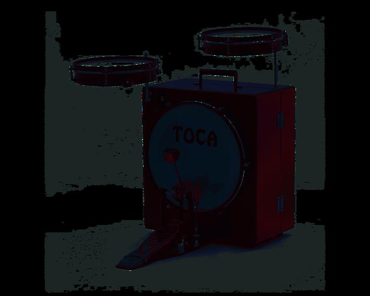 TOCA KICKBOXX SUITCASE DRUM SET