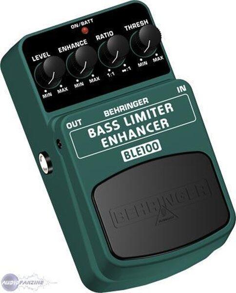 Pédale Behringer Bass Limiter Enhancer BLE100