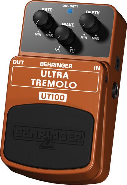 Pédale Behringer Ultra Trémolo UT100