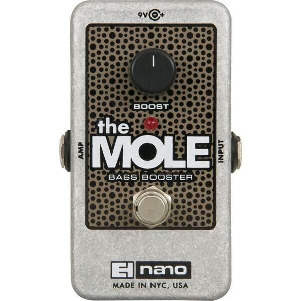 Pédale boost Electro Harmonix The Mole