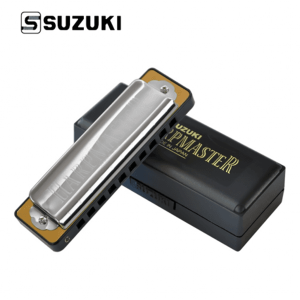 Harmonica Harpmaster SUZUKI MR-200