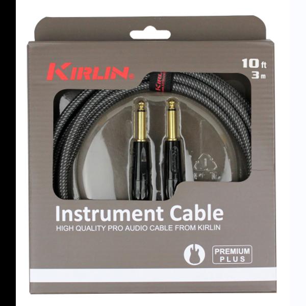 KIRLIN Instrument câble 3M