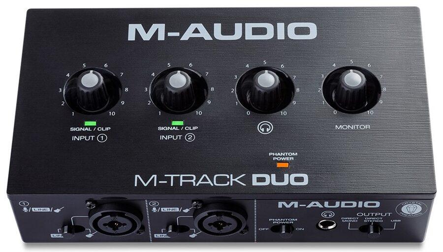 M-AUDIO Track Duo