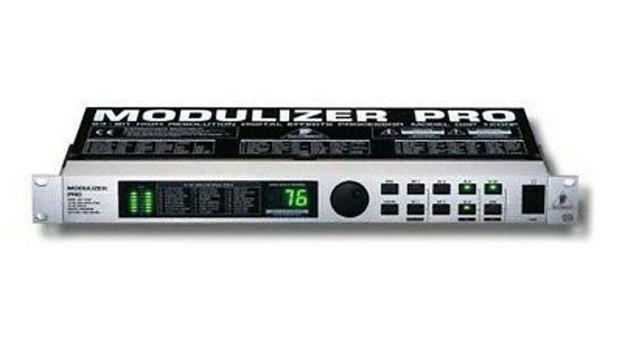 Modulizer Pro DSP1224P - modèle expo
