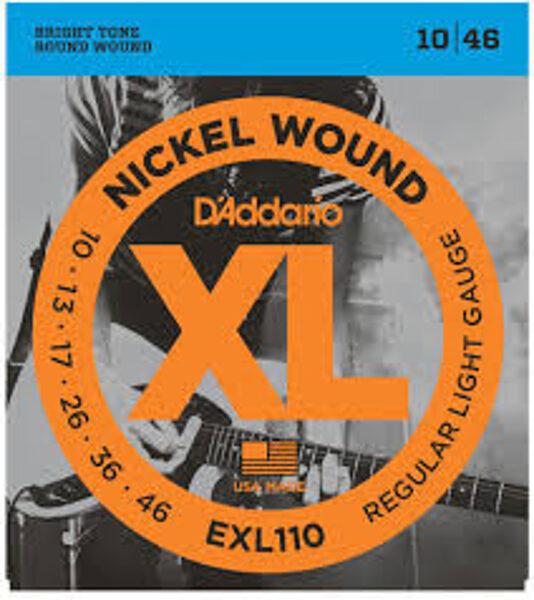 D'addario EXL110 10.46