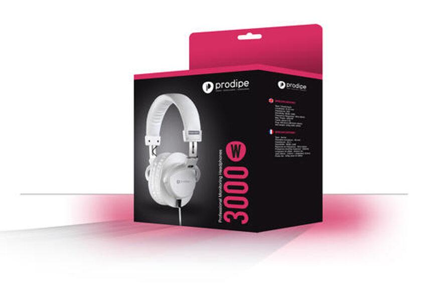 Casque audio Prodipe 3000W