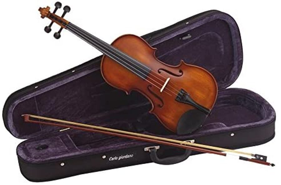 violon C. Giordano VS0 4/4 monté