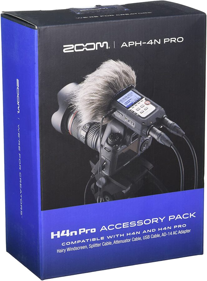 ZOOM APH-4N PRO